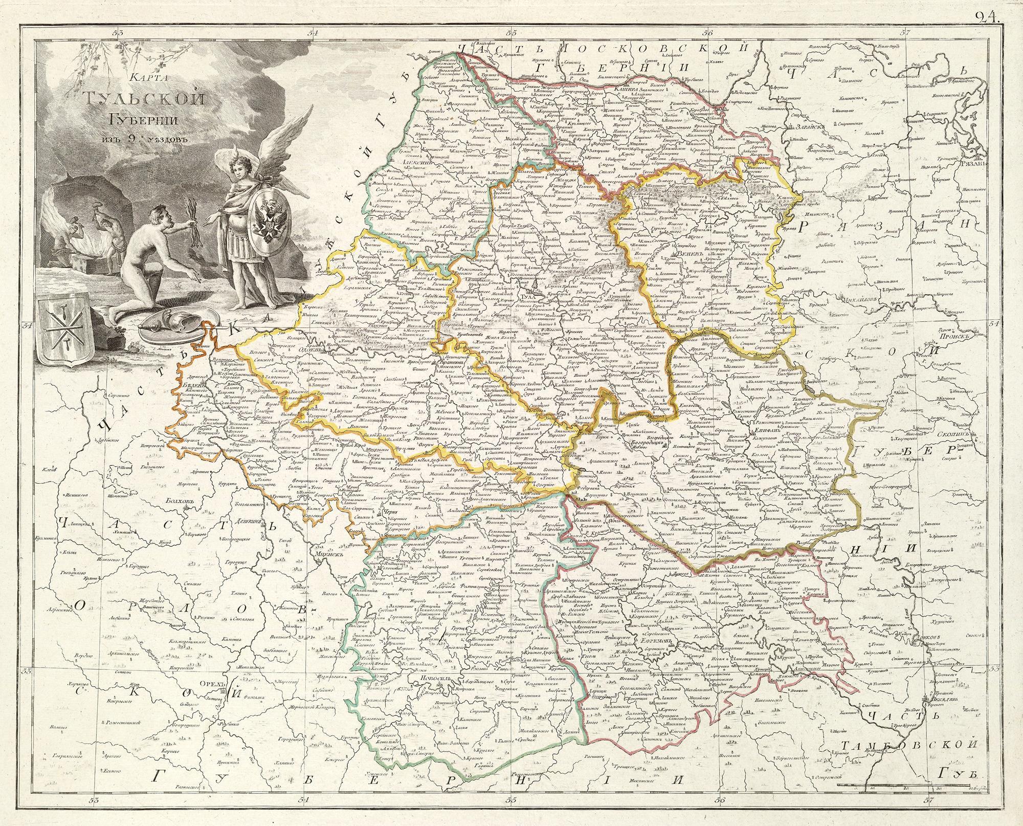 ребенка является помещики в московской области карта Весы